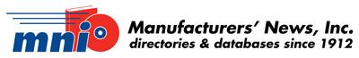 Manufacturers News Inc. logo.  (PRNewsFoto/MANUFACTURERS NEWS INC.)