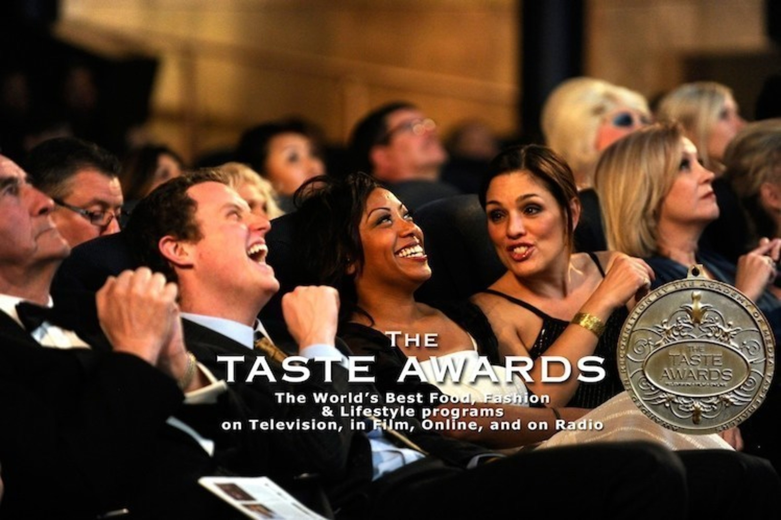 TASTE AWARDS Announce February 11th date in San Francisco for Food and Fashion TV, Film & Online Celebration