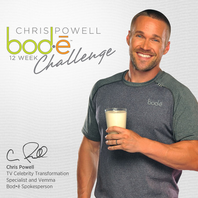 Chris Powell, TV Fitness Trainer and Transformation Specialist, Challenges You to Transform Your Body and Your Life in 2013.