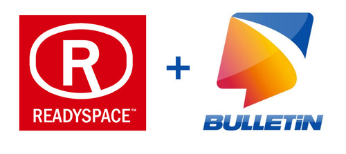 ReadySpace Singapore Launches New Service Powered by Bulletin.  (PRNewsFoto/Bulletin)