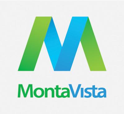 MontaVista logo. (PRNewsFoto/MontaVista Software, LLC)