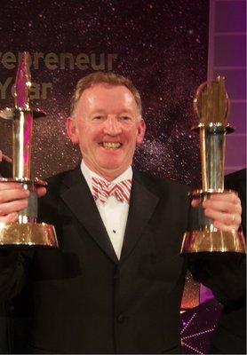 Suretank chairman Patrick Joy wins EY Entrepreneur of the Year Award
