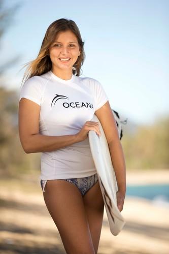 Maya Gabeira 2 (PRNewsFoto/Oceana)