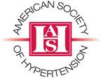 American Society of Hypertension. (PRNewsFoto/American Society of Hypertension, Inc.)