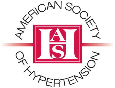 American Society of Hypertension. (PRNewsFoto/American Society of Hypertension, Inc.) (PRNewsFoto/AMERICAN SOCIETY OF HYPERTENS...)
