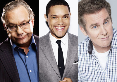 Lewis Black, Trevor Noah, and Brian Regan will each headline the evening performances of the 2016 Lucille Ball Comedy Festival, which features more than 50 events at a dozen venues throughout Lucille Ball's hometown of Jamestown, NY.