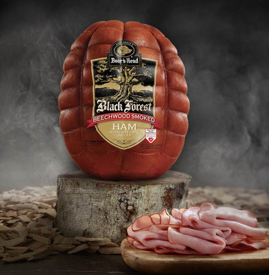 Boar's Head Teams Up with Celebrity Chef Richard Blais to Introduce Black Forest Beechwood Smoked Ham