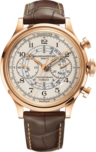 Baume & Mercier Creates Historical Perspective at TimeCrafters 2012