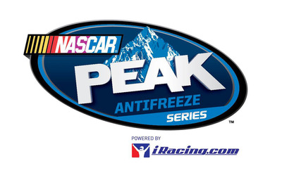 iRacing.com and PEAK(R) Antifreeze/Coolant Ink Multi-Year Commitment. (PRNewsFoto/Old World Industries) (PRNewsFoto/OLD WORLD INDUSTRIES)