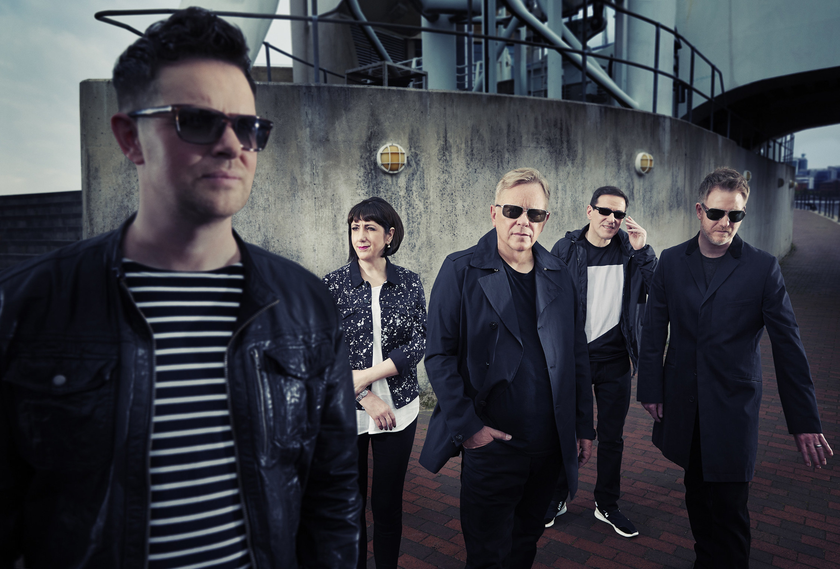 New Order Announces Only U.S. Date in 2015; Headlining Day For Night Fest with Kendrick Lamar
