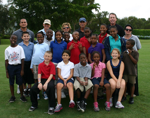 Boca Grove and The First Tee Partner Again to Benefit Area Youth