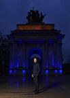 David Beckham hosts the launch of HAIG CLUB London at the iconic English Heritage site, Wellington Arch