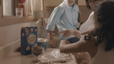 """The """"This is Wholesome"""" campaign was launched in 2014 to recognize that, over time, Honey Maid and the families who enjoy its products have evolved."""