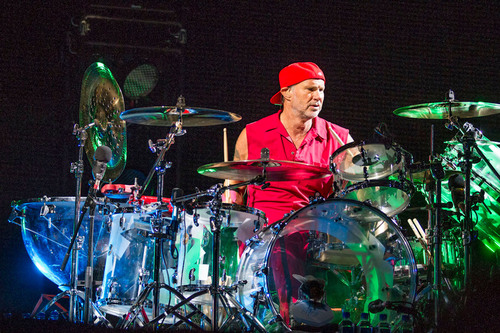 Chad Smith of the Red Hot Chili Peppers (photographed here) and Other Renowned Artists Join Music ...