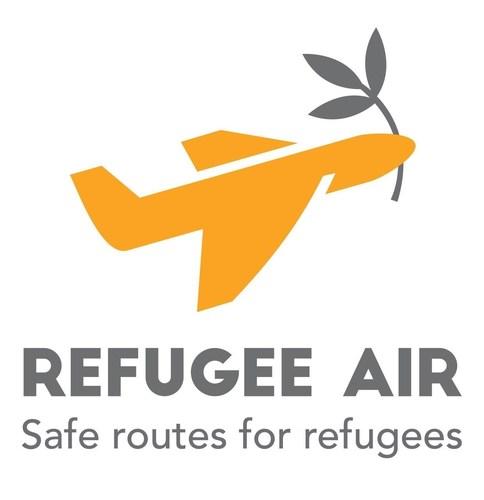 Refugee Air Logo (PRNewsFoto/Refugee Air) (PRNewsFoto/Refugee Air)