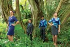 Hawaiian Airlines Unveils New Uniforms
