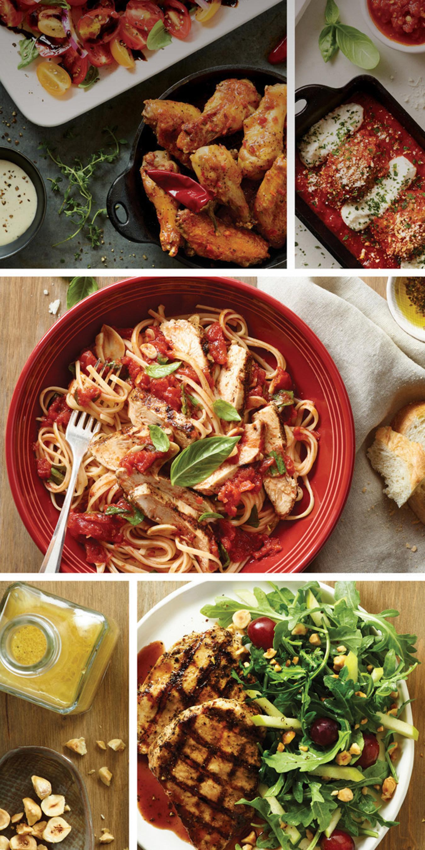 2. Many Menu Items Are Real Carrabba Family Recipes