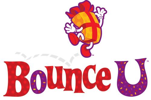 BounceU logo. (PRNewsFoto/BounceU) (PRNewsFoto/BOUNCEU)