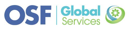 OSF Global Services. (PRNewsFoto/OSF Global Services) (PRNewsFoto/OSF GLOBAL SERVICES)