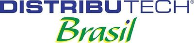 DistribuTECH Brasil logo.