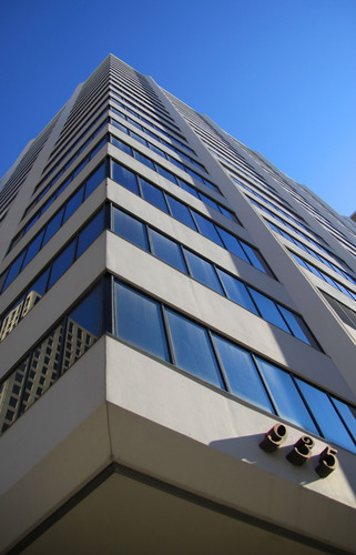 New Orleans Office Tower Comes to Life as High-Tech Business Center