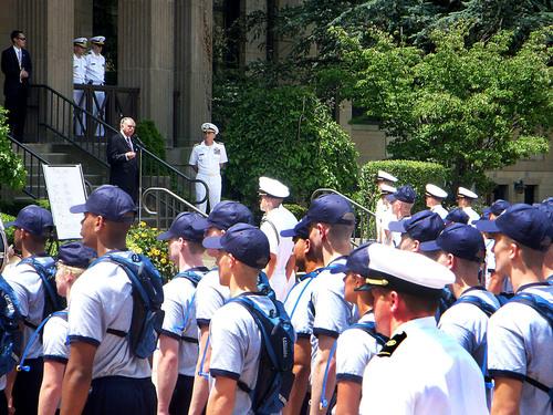U.S. Merchant Marine Academy Welcomes Incoming Class of 2016