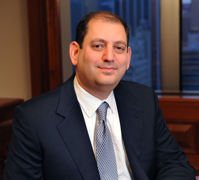 Nick Vamvakas, Managing Director, head of development for Investcorp's Single Manager Business.  (PRNewsFoto/Investcorp)