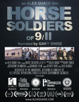 """Horse Soldiers"" Films: Reporter Alex Quade's Exclusives on Spec Ops After 9/11, Narrated by Actor Gary Sinise, Garners Remarks By Vice President Joe Biden (PRNewsFoto/Military Media Group)"