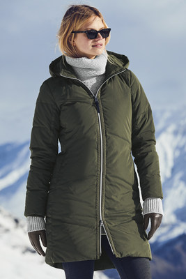 The Lands' End Won't Let You Down Coat has been selected as one of Oprah's Favorite Things for 2016.  The women's warm down coat is available at landsend.com and starts at $189.