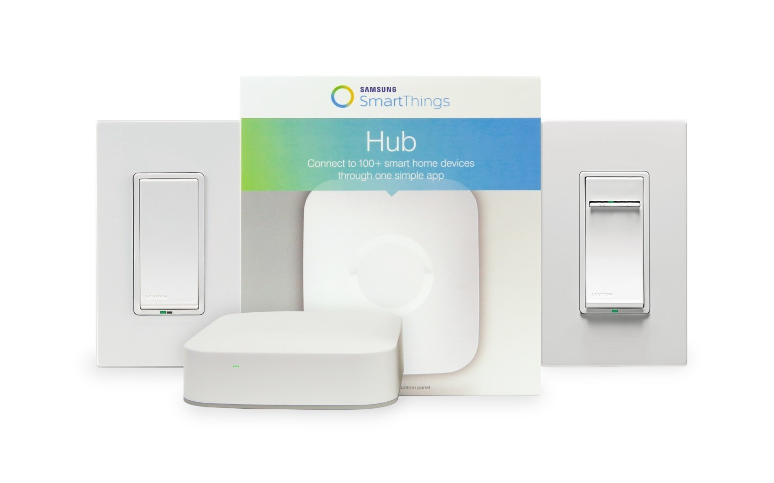 Samsung SmartThings and Leviton Manufacturing Co., Inc. Announce ...