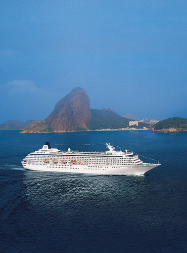 VIP Box Among New Luxe Options to Samba Through Rio's Carnival With Crystal Cruises