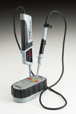 New Battery-operated Proving Unit from Megger Ensures Safe 2-pole Tester Operation.  (PRNewsFoto/Megger)