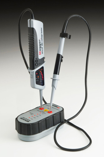 New Battery-operated Proving Unit from Megger Ensures Safe 2-pole Tester Operation