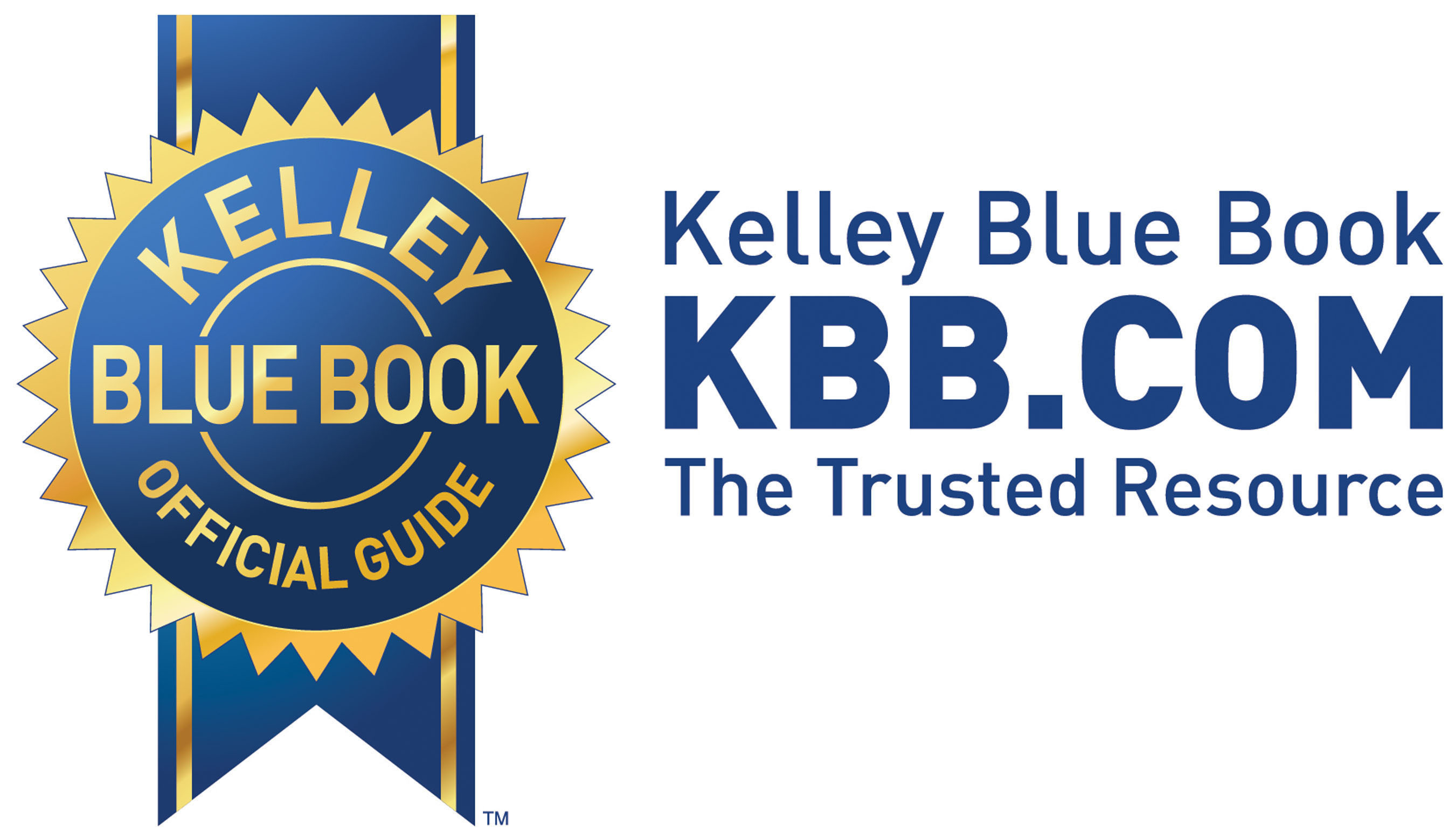 Kelley Blue Book Logo.