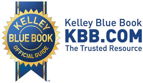 Kelley Blue Book Logo. (PRNewsFoto/Kelley Blue Book) (PRNewsFoto/)