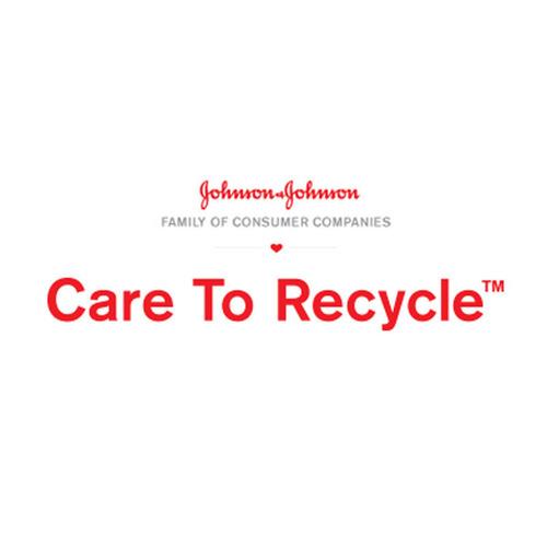 Johnson & Johnson Family of Consumer Companies CARE TO RECYCLE(TM) Logo. (PRNewsFoto/Johnson & Johnson Family ...