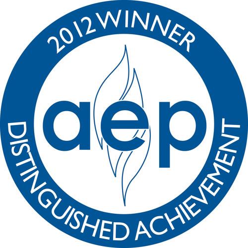K12 Inc. Wins AEP 2012 Distinguished Achievement Award