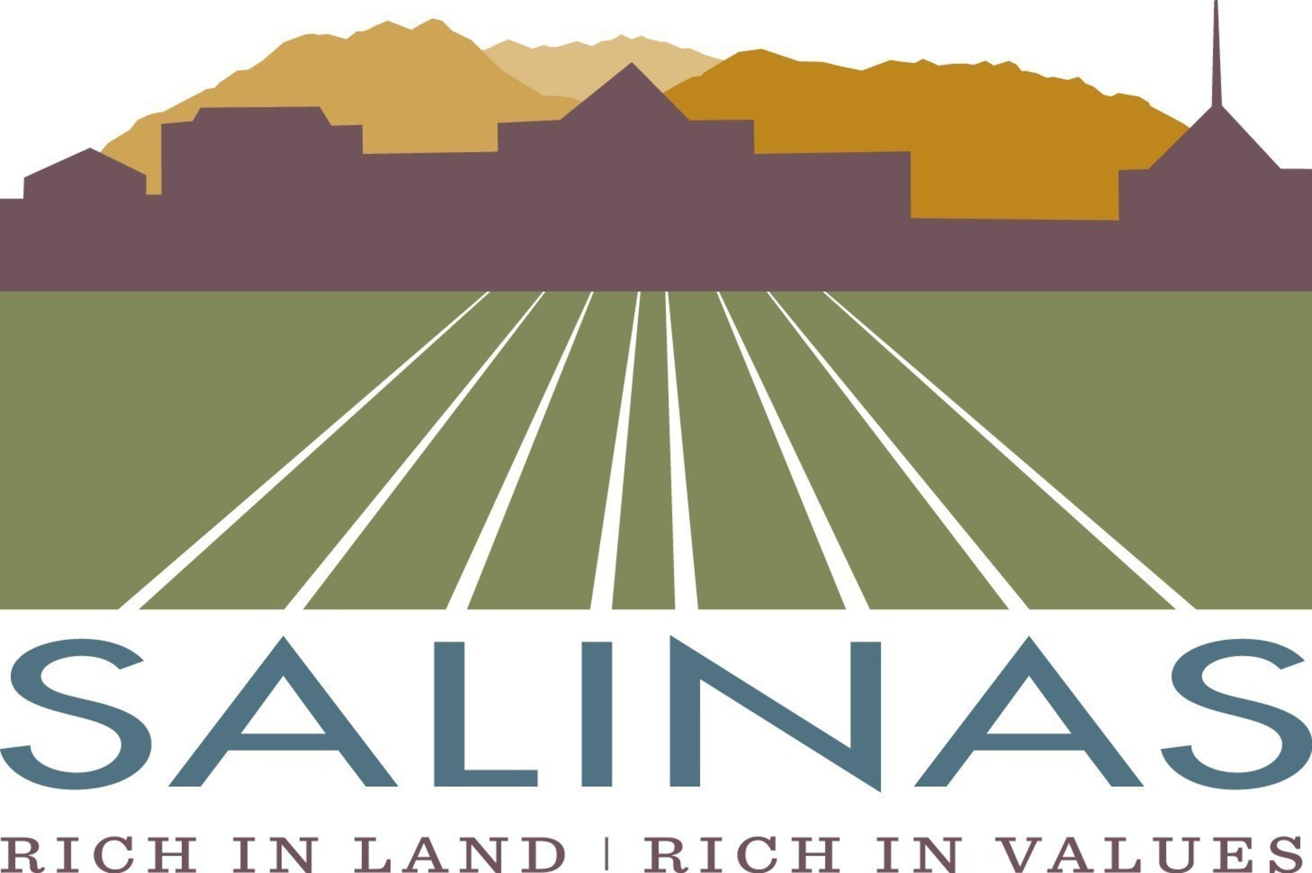 The City of Salinas, CA Logo