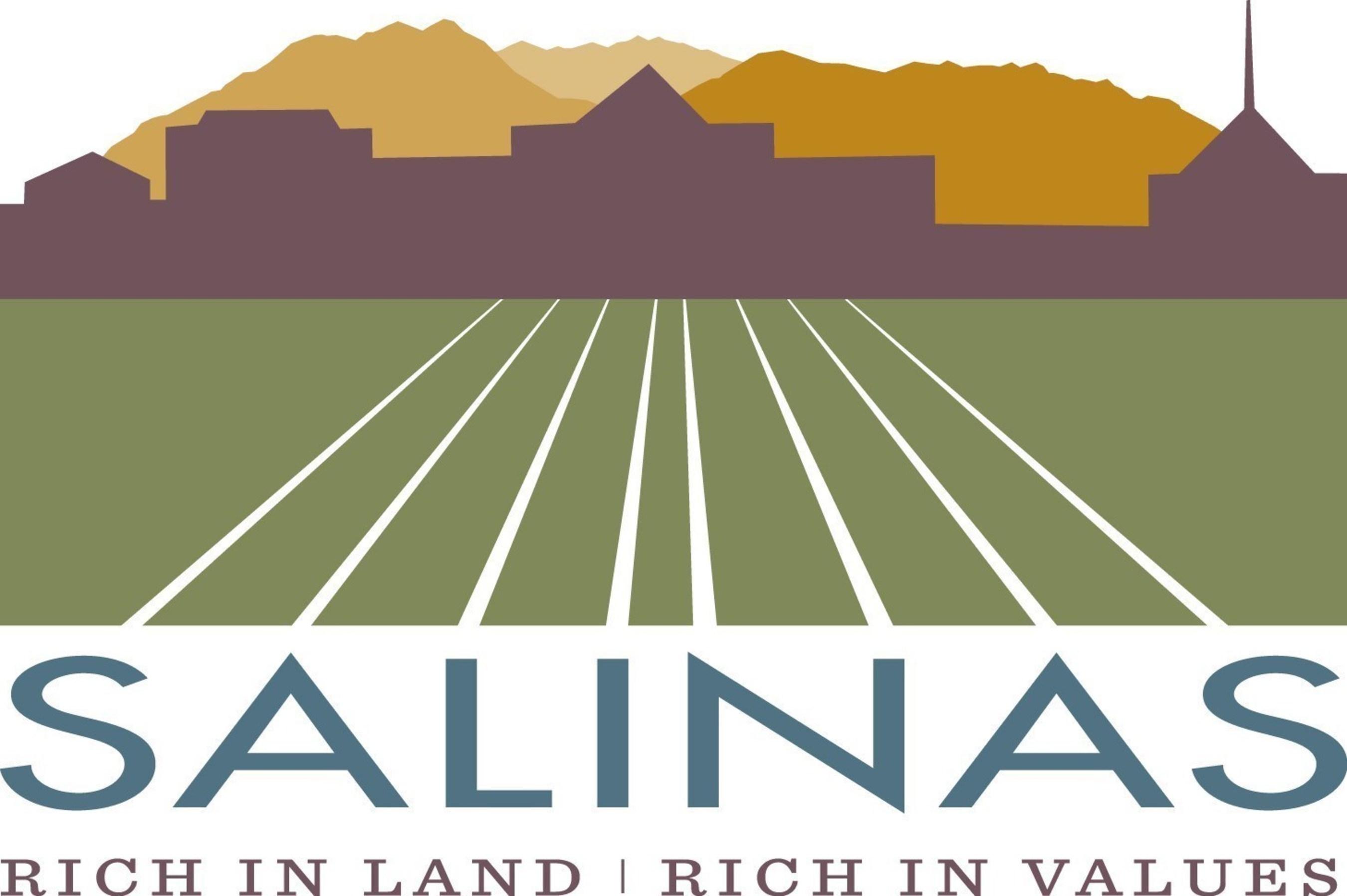 The City of Salinas, CA Logo