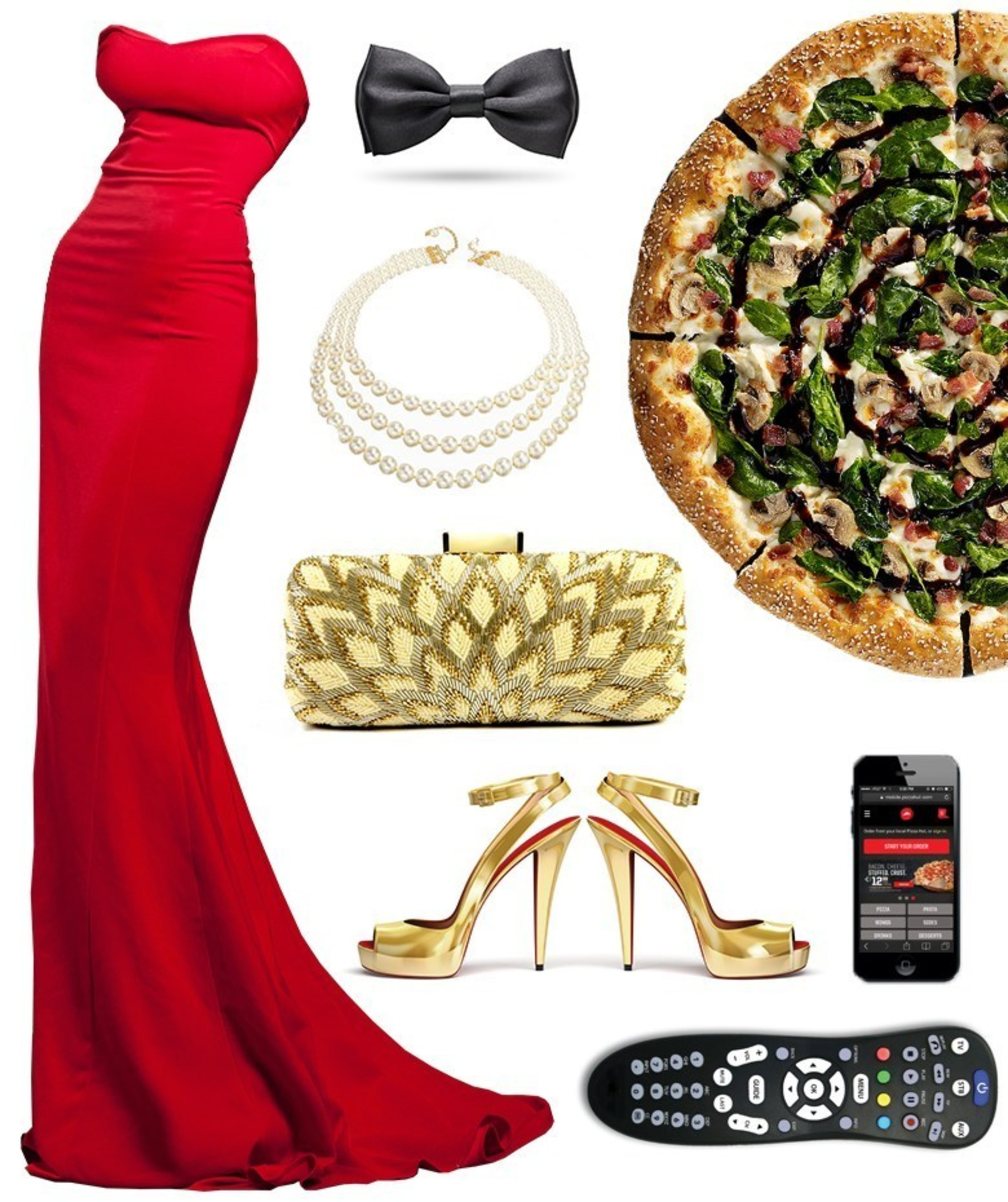 Did Somebody Say Pizza? Pizza Hut Gears Up For Hollywood's Biggest Night