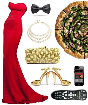 Pizza Hut Mood Board