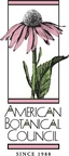 American Botanical Council Logo.