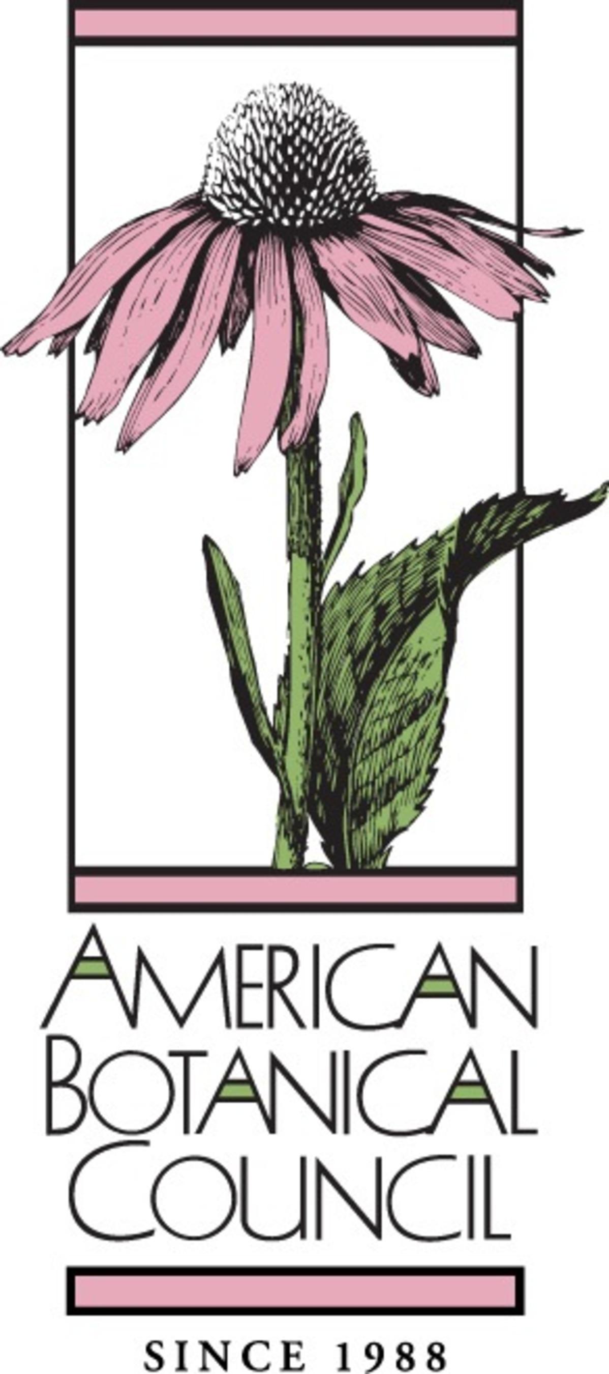 American Botanical Council Logo.