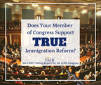 See if your member of Congress supported enforcement-oriented legislation in the 113th Congress. Go to www.fairus.org for the full record.