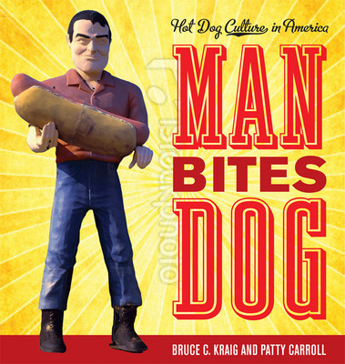 Man Bites Dog Cover, Alta Mira Press 2012.  (PRNewsFoto/Patty Carroll Photography)