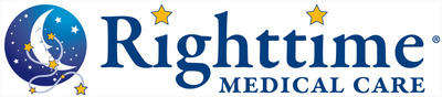 Righttime Medical Care Logo.