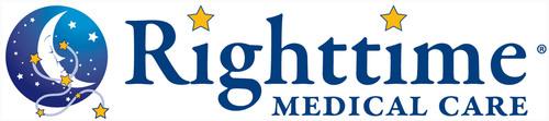 Righttime Medical Care Logo. (PRNewsFoto/Righttime Medical Care) (PRNewsFoto/RIGHTTIME MEDICAL CARE)