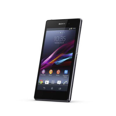 Sony presenta el Xperia™ Z1