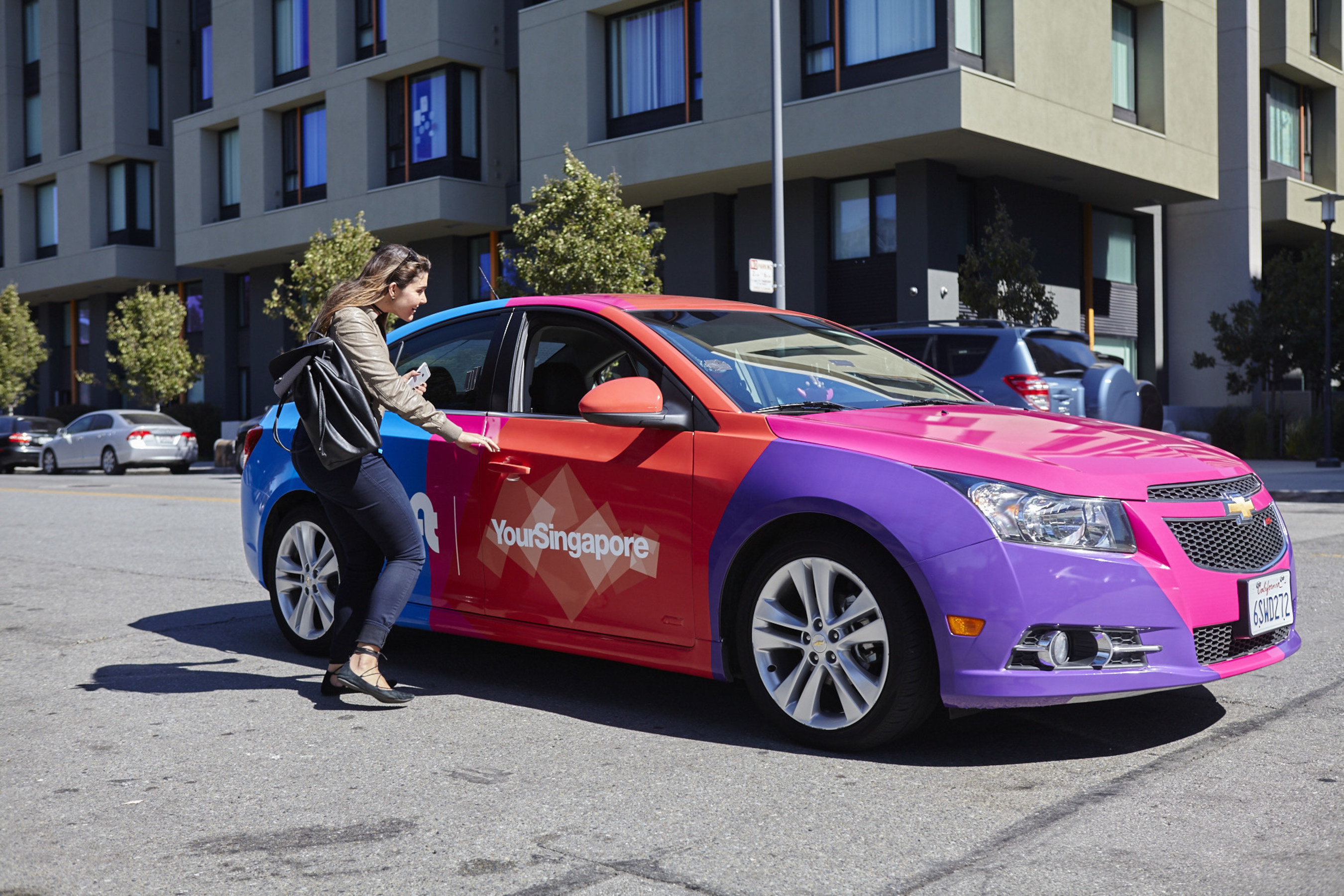 Singapore Tourism Board Forges Partnerships With Lyft And Pandora To Promote Destination Awareness In The U.S.