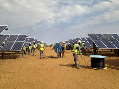 Solar projects will generate clean energy as well as jobs in El Salvador. (PRNewsFoto/SolarReserve)